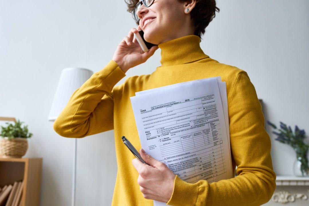 Individual income tax preparation