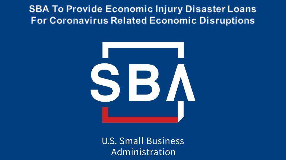 Small Business Coronavirus Resources: SBA Loans